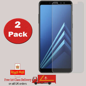 GORILLA TEMPERED GLASS FILM SCREEN PROTECTOR FOR SAMSUNG GALAXY A5 A6 & VARIOUS