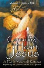 Consoling the Heart of Jesus : A Do-It-Yourself Retreat by Michael E. Gaitley (2009, Paperback)