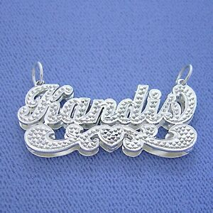 Custom Made Personalized Double
