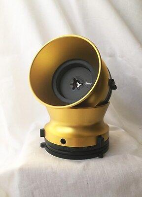 Golden Aluminium NAB Hub adapters for Studer Revox  MADE//ASSEMBLED IN USA G//B