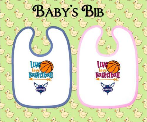 NEW DESIGN WHITE BABY BIBS AMERICAN BASKETBALL TEAM NEWEST FAN GIFT BIRTHDAY