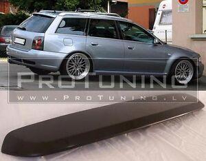 Pour-Audi-A4-B5-avant-Toit-Spoiler-RS4-Aspect-Porte-Arriere-Aile-S4-Trim-Fenetre