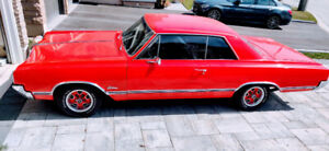1965 Oldsmobile Cutlass Coupe -350 V8 Muscle Car!