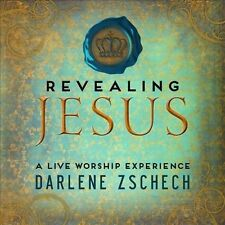 DARLENE ZSCHECH: REVEALING JESUS - A LIVE WORSHIP EXPERIENCE CD! [2013] MINT!
