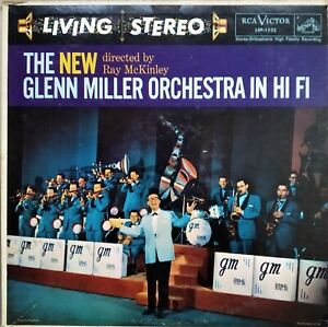 RCA LIVING STEREO LSP-1522 *SHADED DOG* NEW GLENN MILLER ORCHESTRA *5S/5S* VG