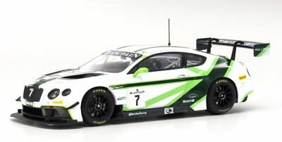 Bentley Continental Gt3 #7 2016 1:43 Model Almost Real