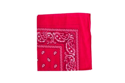 Paisley Bandana Headwear Band Scarf Wrist Wrap Unisex Good Quality 100/% Cotton
