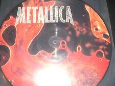METALLICA  Load   vinyl LP unplayed  PICTURE DISC
