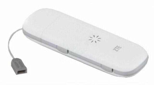 UNLOCKED ZTE MF823 4G 100mbp LTE DONGLE USB STICK MOBILE BROADBAND MODEM  WIRELES