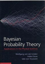 Bayesian Probability Theory: Applications in the Physical Sciences 9781107035904