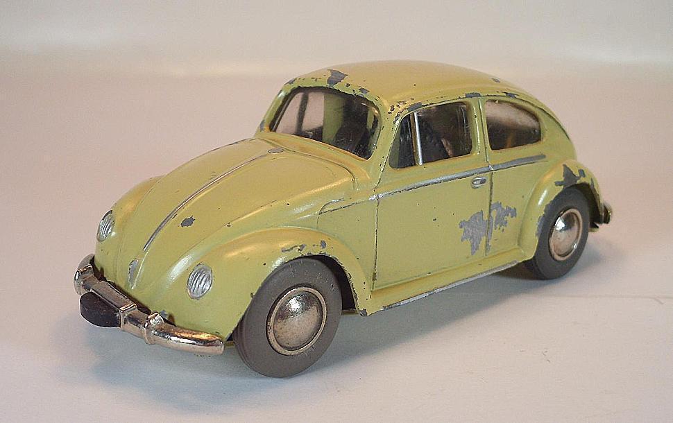 SCHUCO MICRO RACER 1046 Volkswagen VW Beetle Vintage années 60er  1385