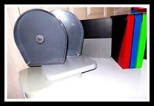 Ganga absoluta 8 x Carrete de película Super 8mm 400ft/cajas de almacenamiento de plástico de carrete