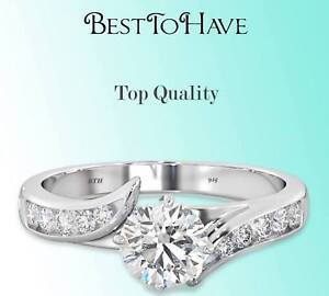Brilliant-Cut-925-Silver-Ladies-Solitaire-Wedding-Engagement-Ring-Post-From-UK