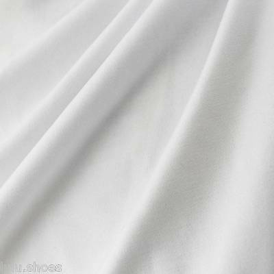 Plain PINK Cotton Fabric Material Extra Wide 240cm per metre