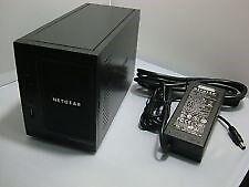 NAS Netgear ReadyNasDuo 2110-200 v2, ekstern, 2000 GB