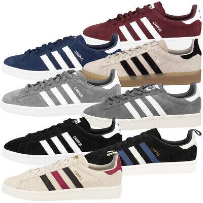 Adidas Campus Freizeit Schuhe Originals Retro Sneaker Sport Turnschuhe Sneakers   eBay