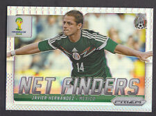 Panini Prizm World Cup 2014 - Net Finders # 19 Javier Hernandez - PRIZM