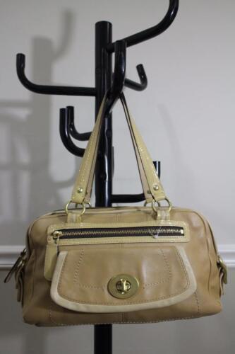 Coach Bonnie Leather Large Satchel Bag 13382 bag p