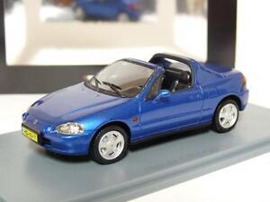 Neo-44511-1-43-Honda-Civic-CRX-Del-Sol-Resin-Model-Car