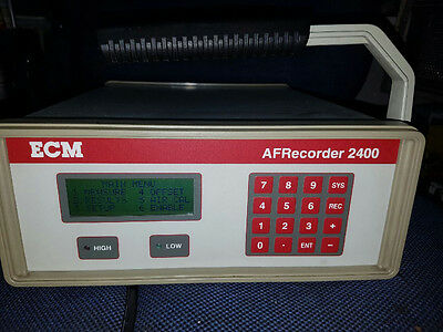 Clothing, Shoes & Accessories Gardening Supplies Imported From Abroad Ecm Lambda Analyzers Afrecorder 2400-g