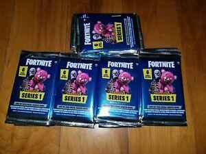 Fortnite Serie 1 Blaster Box 6 Booster Packs a' 6 Karten