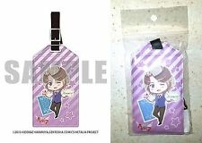 Hetalia Carry-s Bag Tag/Pass Case France Algernon Product Himaruya Licensed New