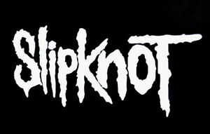 Slipknot Logo Vinyl Decal Car Truck Laptop Sticker 5 5