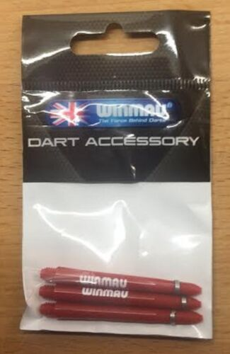 Various to Choose From Free P/&P Winmau Signature Nylon Set of 3 Darts Stems