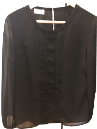 Womans Chiffon Blouse