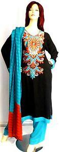 Shalwar-kameez-eid-salwar-pakistani-designer-black-sari-abaya-hijab-suit-uk-16