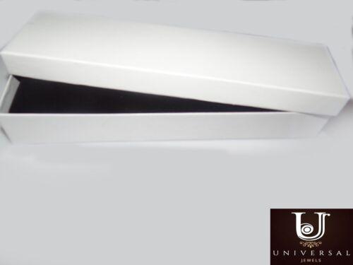 """16 18 20 24 26/"""" 10K or Blanc Chaîne Singapour Chaîne Collier 1.25 mm Longueurs"""