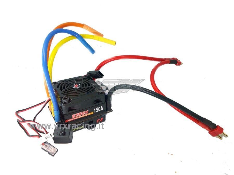 H0018 Regolatore di Velocita' Brushless 150A  x modelloli scala 1 5 1 8 Off-strada Bu  in vendita