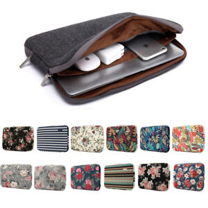 Soft-Laptop-Sleeve-Case-Notebook-Cover-Bag-Computer-Pouch-For-11-034-17-034-For-Dell