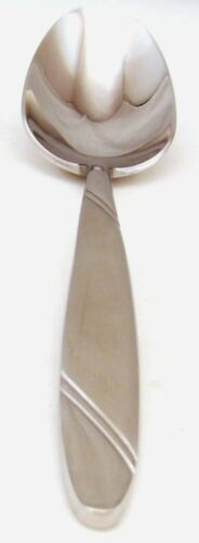 """7/"""" Oneida Stainless Steel RISOTTO Oval Soup Spoon s"""