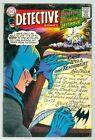 Detective Comics #366 August 1967 VG
