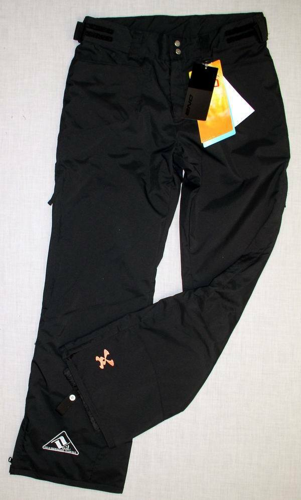 NEW 1o,OOOmm DESCENTE DNA WOMENS SKI SNOWBOARD TWO-GOOD PANT LADIES 12