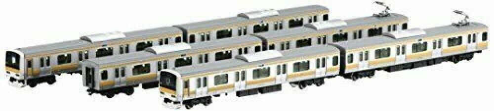 Kato N Gauge E231 Series 500th CENTRALE sōbu lenta linea 6 10  461 modellolo Ferroviario