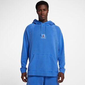 Sz About Large Hoodie Details Nike Washed Jordan Wings 939956 405 Pullover Sportswear Fleece XOPkwTliuZ