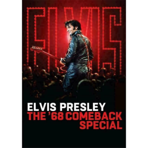 Details about Elvis Presley: '68 Comeback Special, 50th Anniv  (NEW DVD)  Released 19/04/2019