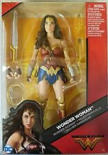 "Wonder Woman Movie 12"" inch ACTION FIGURE DC MULTIVERSE NISB 2017 Gal Gadot"