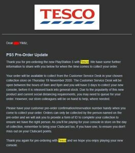 Sony-PlayStation-5-PS5-Disc-Edition-Console-CONFIRMED-Order-By-Tesco