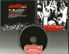 SALIVA Raise Up w/RARE EDIT PROMO DJ CD single AEROSMITH & KISS TOUR mention