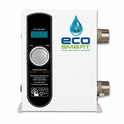Ecosmart Smart SPA 5.5 Electric Tankless Electric Spa Hot Tub Water Heater 220V