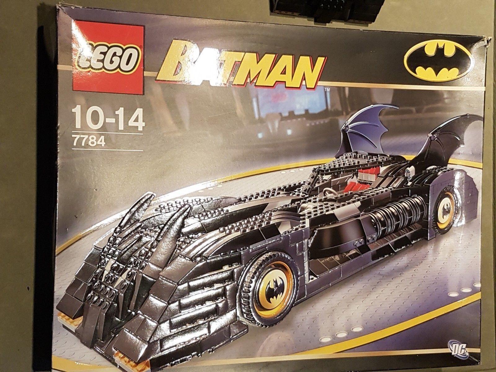 LEGO Batman The Batmobile Ultimate Collectors' Edition (7784)