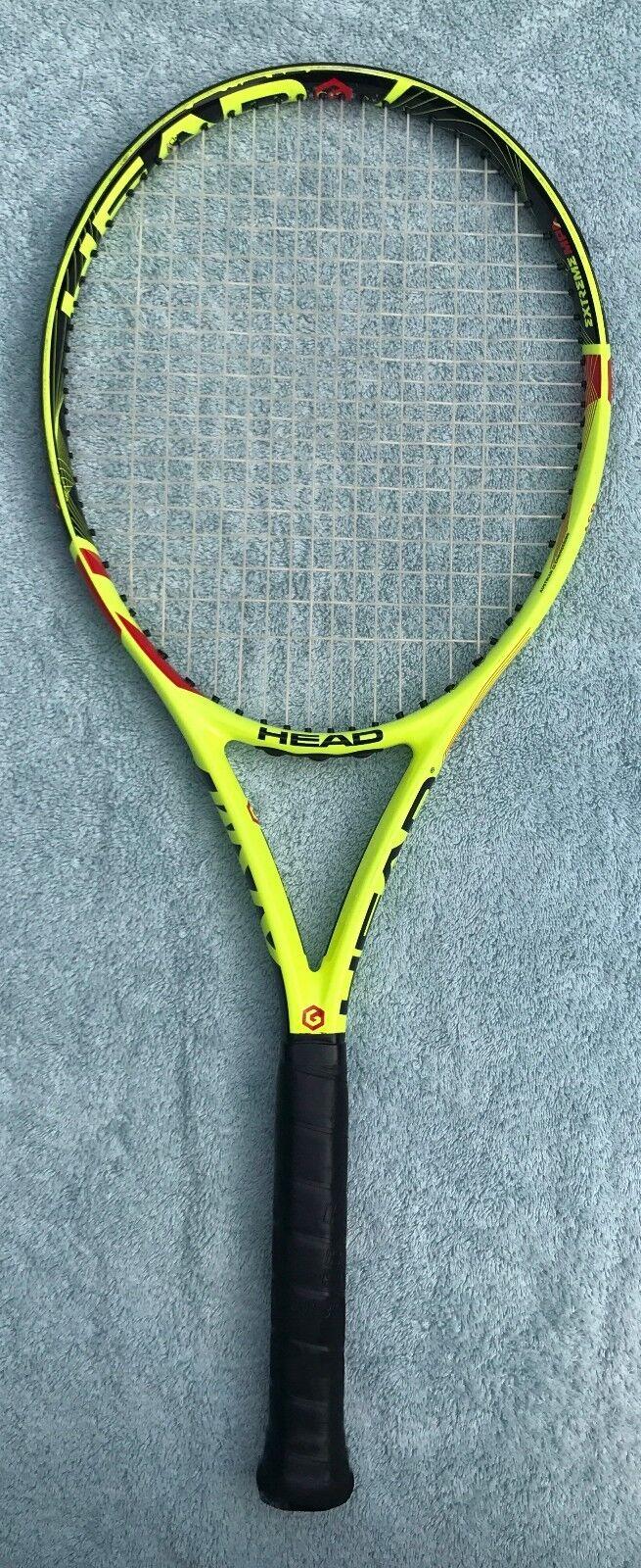 Head Graphene Xt Extreme MPA Tenis  Raqueta Agarre (4 1 4 = L2) Usado, Buen Estado     con 60% de descuento