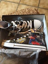 Batman V Superman Schuhe / Sneakers  Gr. 41 / Dc Comics / Turnschuhe