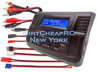 Traxxas 2933 EZ-Peak Plus Fast Battery Charger Lipo NiMH AC DC 6-Amp E-Maxx New Toys