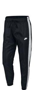 save off wide range recognized brands Détails sur Pantalon Nike 928119 011 Siv Blanc Noir Survêtement Pants Sport  Originale