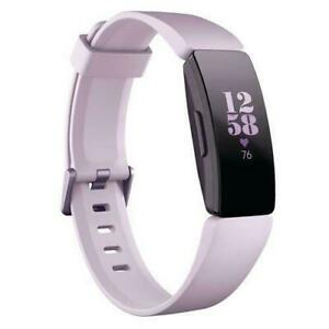 Fitbit Inspire HR, Fitness Tracker with Heart Rate in Lilac Featured fitbit fitness heart inspire lilac rate tracker with