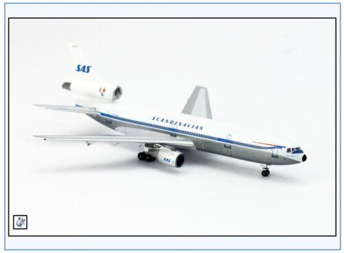 NEU /& AC19206 DC-10-30 SCANDINAVIAN Aeroclassics 1:500 LN-RKA